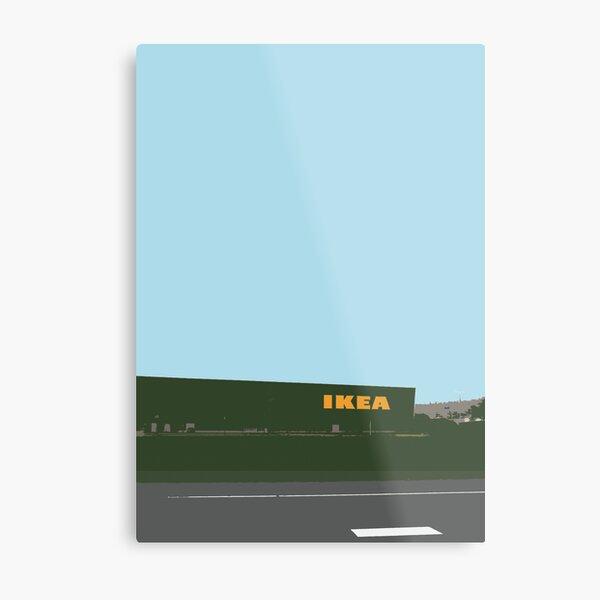 ikea highway Metal Print