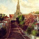 The Church by Cary McAulay
