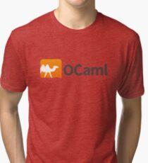 Ocaml logo Tri-blend T-Shirt