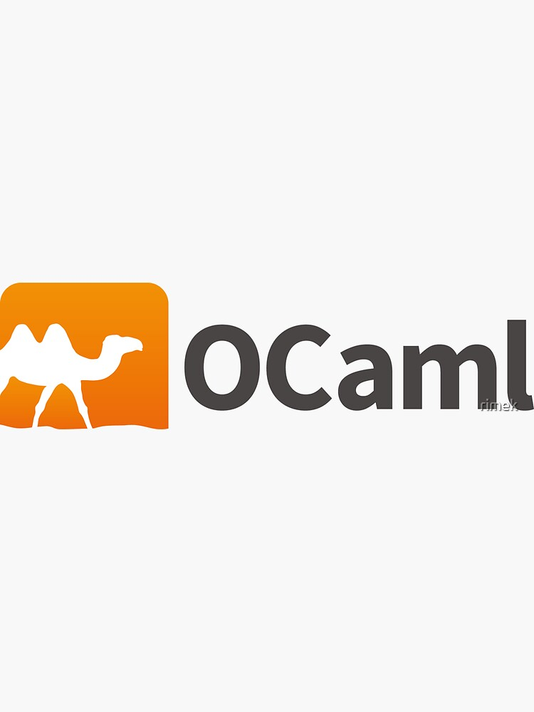 Ocaml logo by rimek