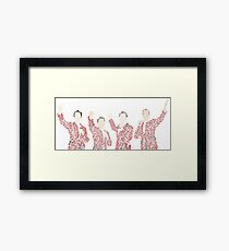 Jersey Boys Framed Print