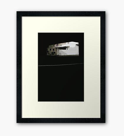 stripe Framed Print