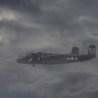 B25 - 12thAF - Show me the way to go home. by Pat Speirs