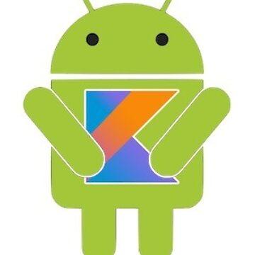 Android kotlin logo by rimek