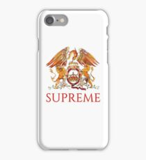 Queen Supreme iPhone Case/Skin