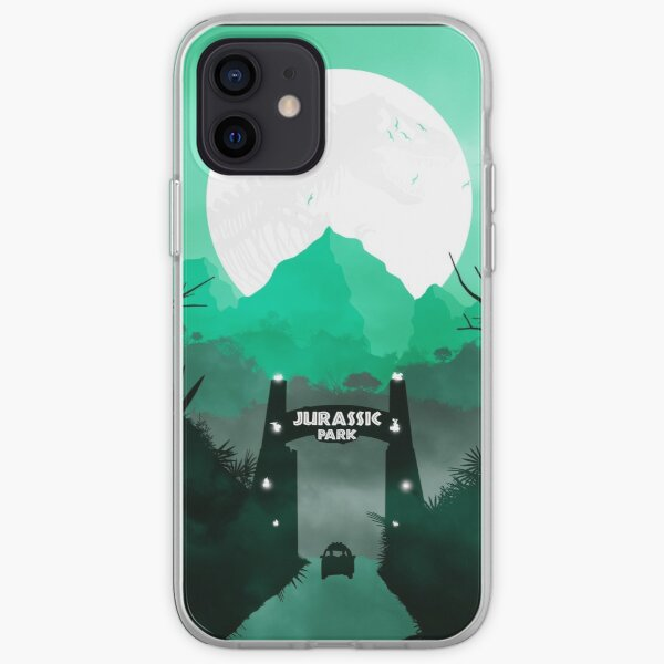 Lost World iPhone Soft Case