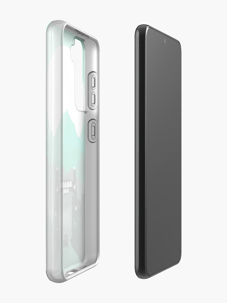 Alternate view of Lost World Case & Skin for Samsung Galaxy