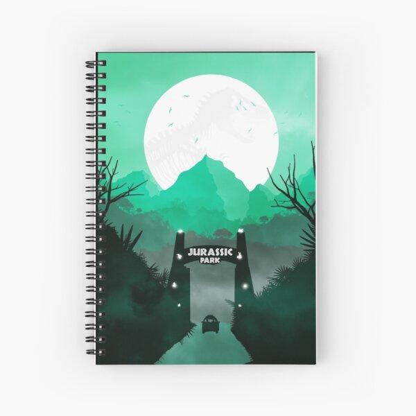Lost World Spiral Notebook