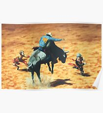 Rodeo Heroes Poster
