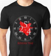 Kenyan Time Unisex T-Shirt