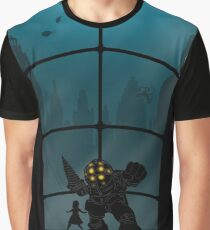 Warriors Landscapes - Bioshock Graphic T-Shirt