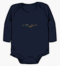 Cows One Piece - Long Sleeve
