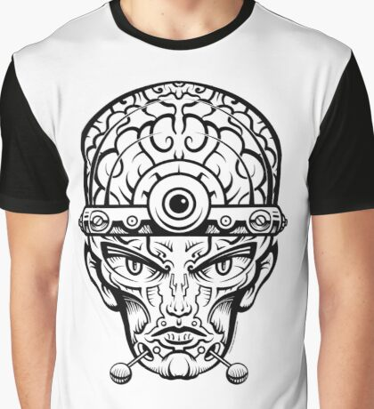Eye Don't Mind Graphic T-Shirt