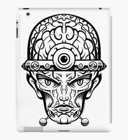 Eye Don't Mind iPad Case/Skin