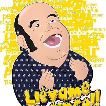 Papar papar papar! take me sirco! by artistaperezoso