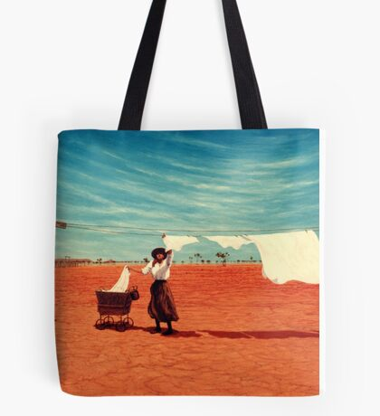 Outback Washday Tote Bag