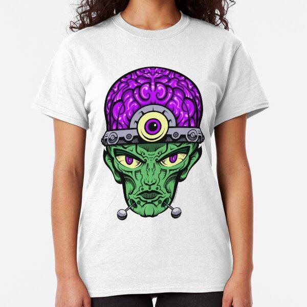 Eye Don't Mind - Full Color Jacket remix Classic T-Shirt