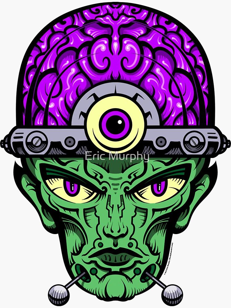 Eye Don't Mind - Full Color Jacket remix by sadmachine