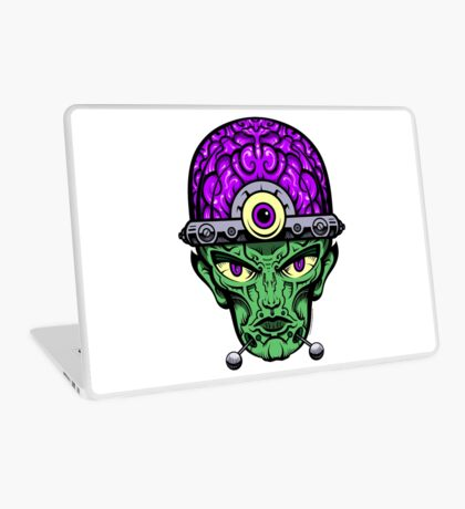 Eye Don't Mind - Full Color Jacket remix Laptop Skin