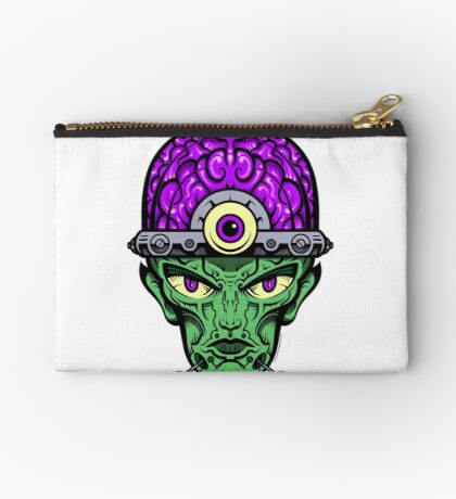 Eye Don't Mind - Full Color Jacket remix Studio Pouch