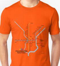 PHILADELPHIA Rapid Transit Network T-Shirt