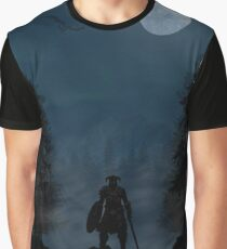 The Elder Scrolls - Skyrim Graphic T-Shirt