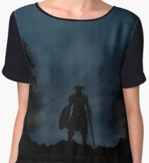 The Elder Scrolls - Skyrim Women's Chiffon Top