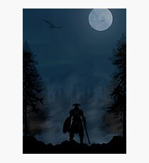The Elder Scrolls - Skyrim Photographic Print
