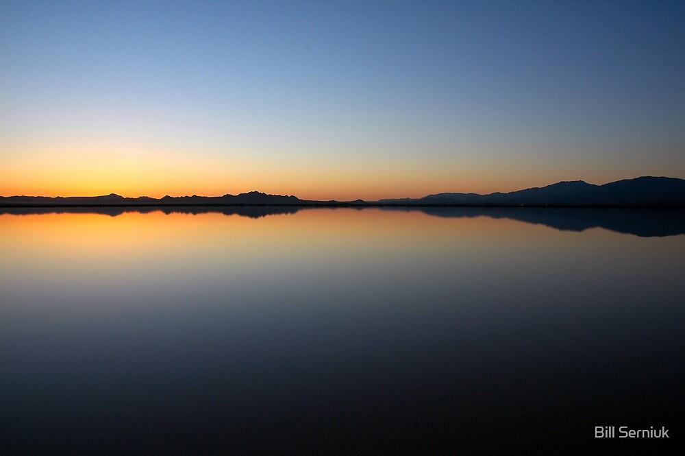 Sunrise-Lucerne Valley by Bill Serniuk
