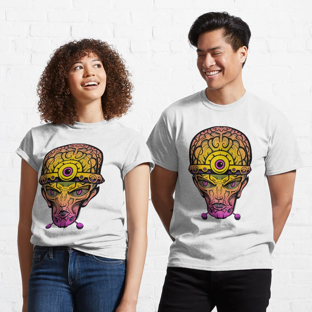 Eye Don't Mind - Alternative Fax remix Classic T-Shirt