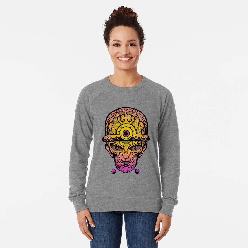 Eye Don't Mind - Alternative Fax remix Lightweight Sweatshirt