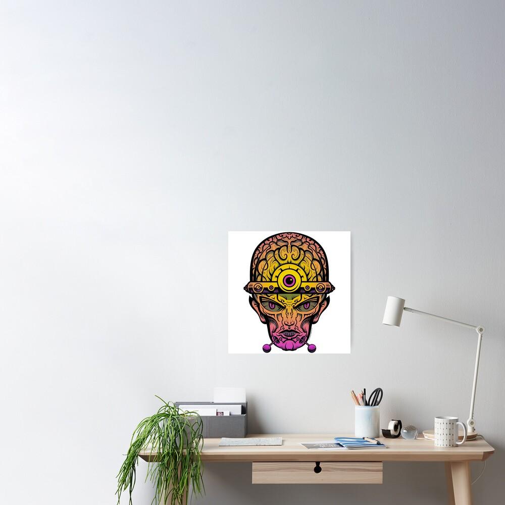 Eye Don't Mind - Alternative Fax remix Poster
