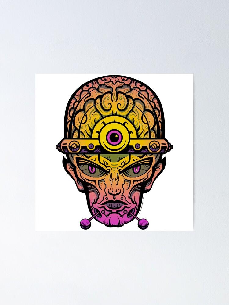Alternate view of Eye Don't Mind - Alternative Fax remix Poster