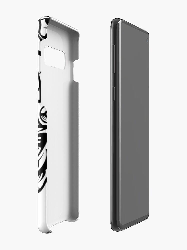 Alternate view of Eye Don't Mind Case & Skin for Samsung Galaxy