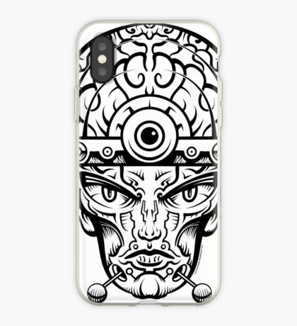 Eye Don't Mind iPhone Case