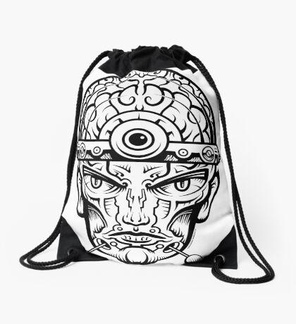 Eye Don't Mind Drawstring Bag