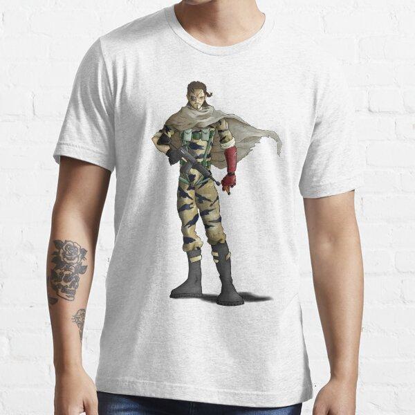 Venom Snake - MGSV The Phantom Pain Essential T-Shirt