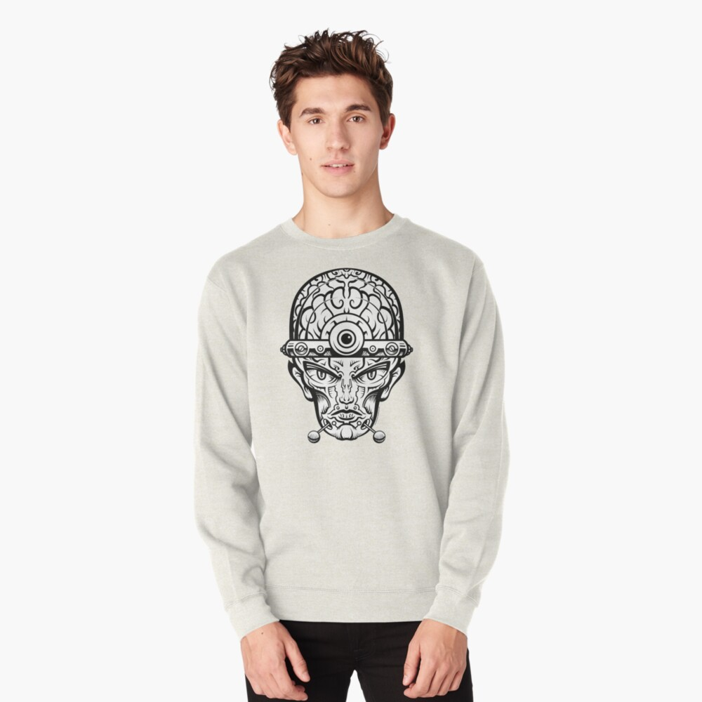 Eye Don't Mind Pullover Sweatshirt