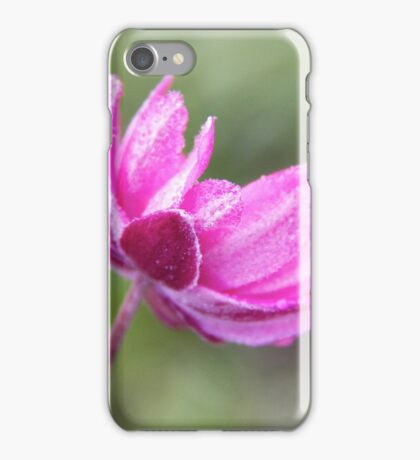 The pink tutu iPhone Case/Skin