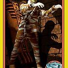 Mego Mummy Action Figure Mego Museum by MegoMuseum
