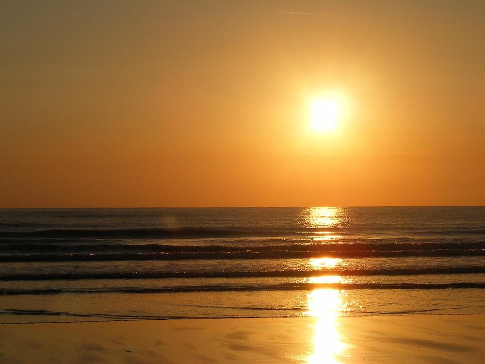 Early Morning Sunrise by David17