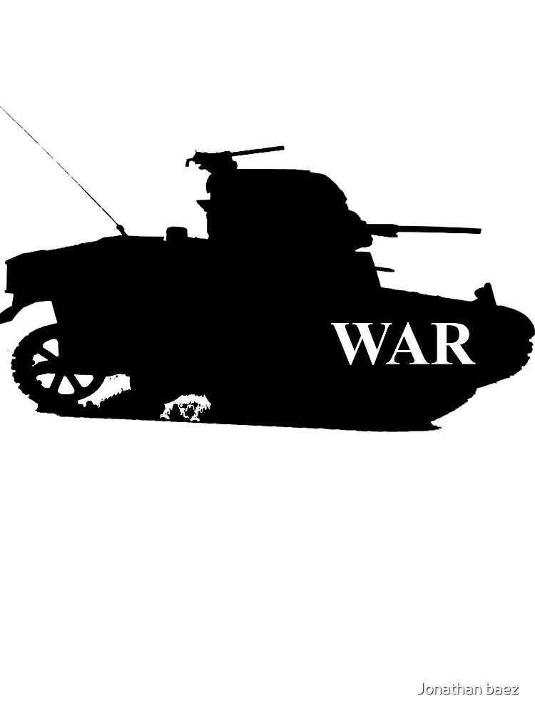 WAR TANK by zarathustra