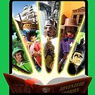 Mego Legends Monsters Pirates Knights by MegoMuseum
