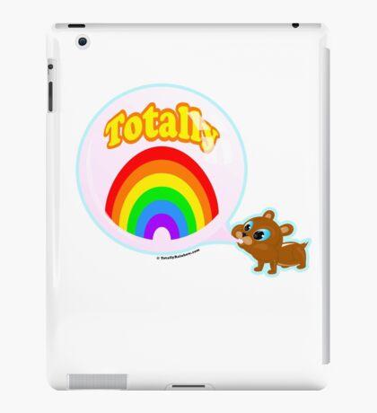 Bubble Gum Bandit! iPad Case/Skin