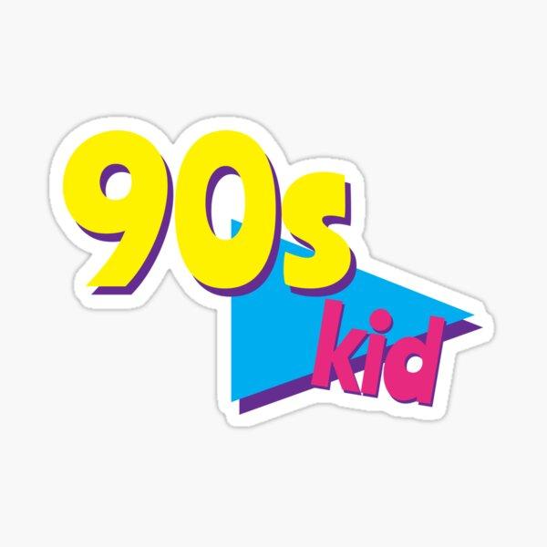 90's Sticker