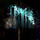 """b"" - abstract digital art by DARREL NEAVES"