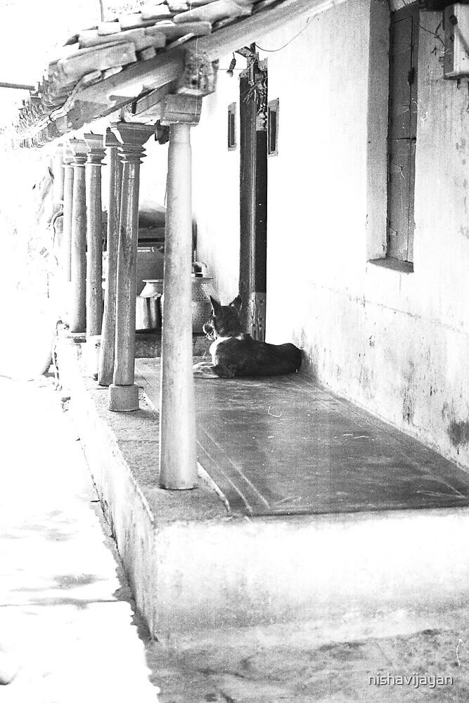 lone by nishavijayan