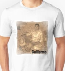 GUILLERMO SITTING FOR PORTRAIT Unisex T-Shirt