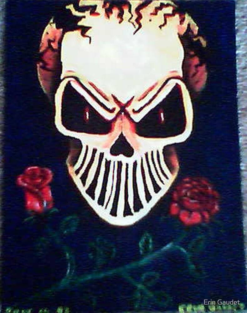 Skull by Erin Gaudet