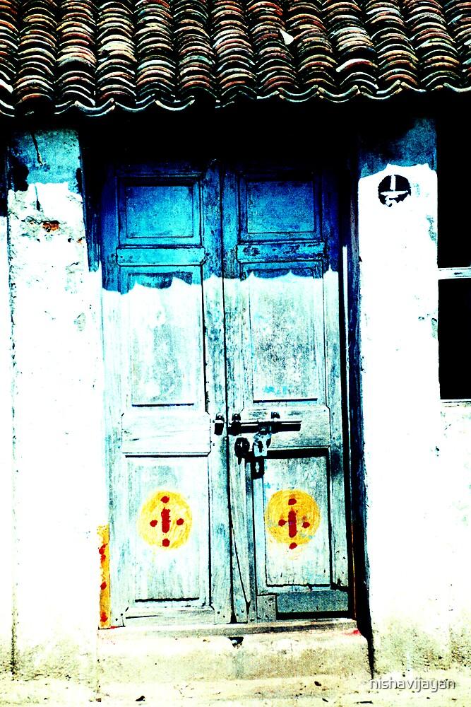 holy door by nishavijayan